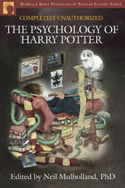 Cover of Psychology of Harry Potter