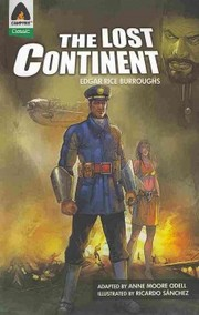 Cover of Edgar Rice Burroughs, Anne Moore Odell (ADP), Richardo Sanchez (ILT): The Lost Continent